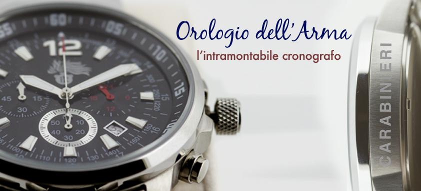 Orologio dell'Arma dei Carabinieri
