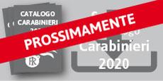 Catalogo Carabinieri 2020 Collezioni Italia a breve disponibile