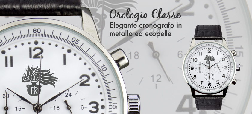 Orologio Classe Arma dei Carabinieri