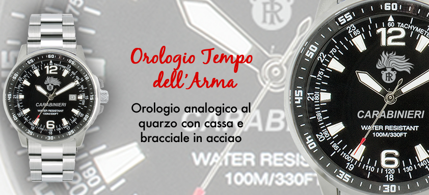 Orologio Tempo Arma Arma dei Carabinieri
