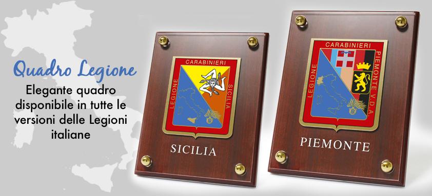Quadro Legione Arma dei Carabinieri