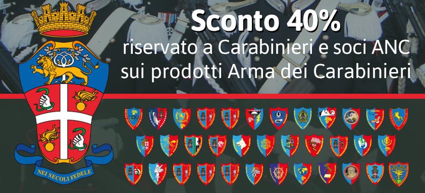Prezzi riservati Arma dei Carabinieri Collezioni Italia